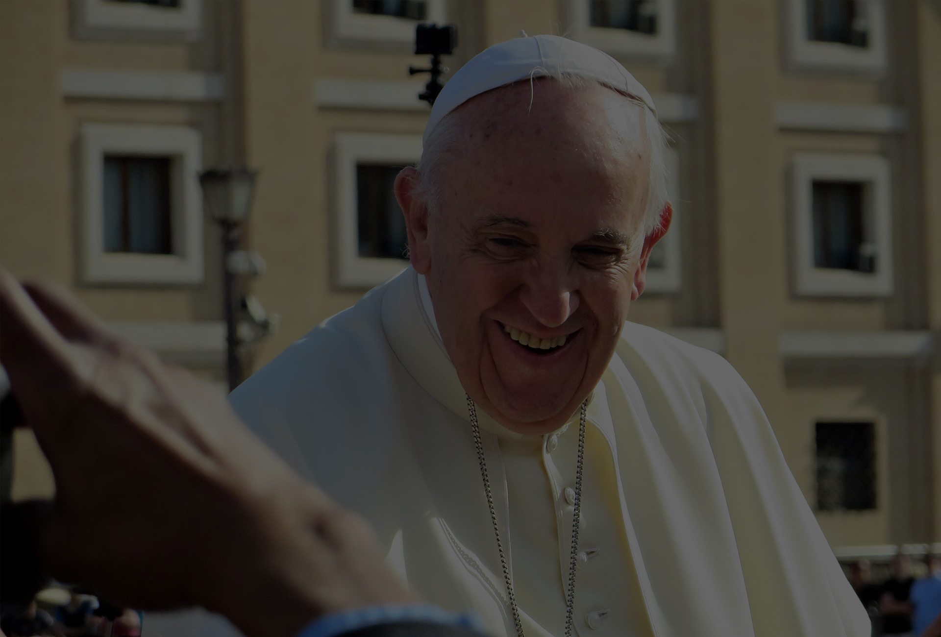 <b>First Papal Facebook Live</b> In conjunction with Facebook, MobileRider executed the first live stream from the Vatican City.